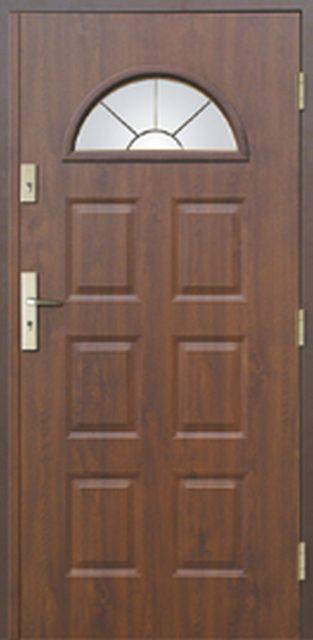 6-c - drzwi do domu jednoskrzydłowe - MIKEA