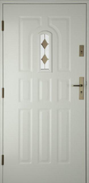 9-paneli-b - drzwi do domu jednoskrzydłowe - MIKEA