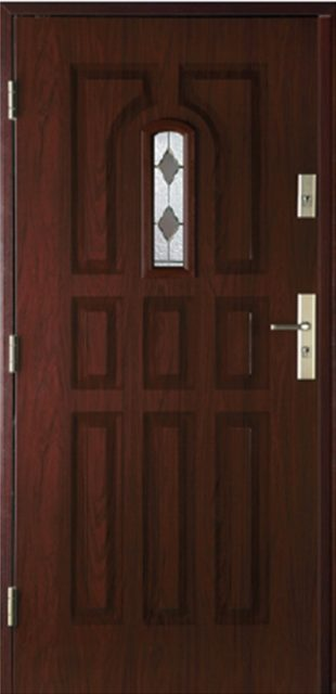 drzwi termiczne - 9 paneli B - Linia Prima Thermo