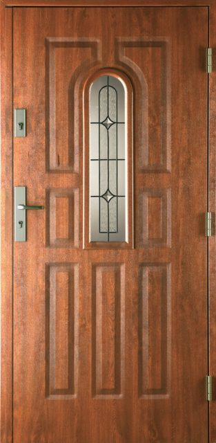 drzwi termiczne - 9-PANELI-witraż-A[1] - Linia Prima Thermo