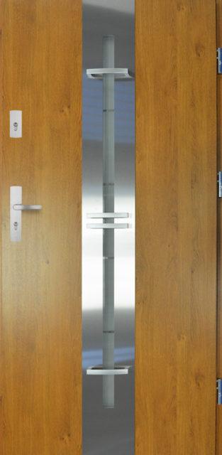 drzwi-centro-3d - drzwi wejściowe do domu - Linia Thermika Felc - MIKEA