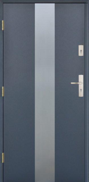 Drzwi-CENTRO-P[1] - drzwi wejściowe do domu - Linia Thermika Felc - MIKEA
