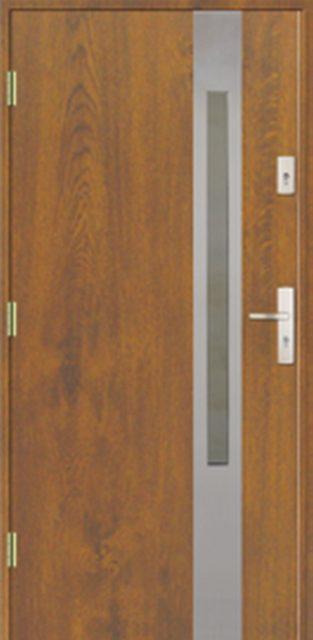 elevado - drzwi wejściowe do domu - Linia Thermika Felc - MIKEA