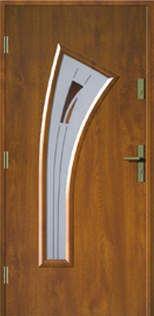 herba - drzwi wejściowe do domu - Linia Thermika Felc - MIKEA