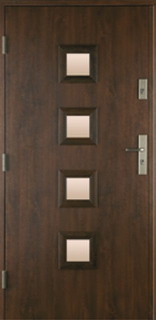 kwadro - drzwi do domu jednoskrzydłowe - MIKEA
