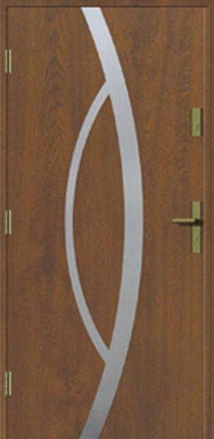lacero-apl - drzwi wejściowe do domu - Linia Thermika Felc - MIKEA
