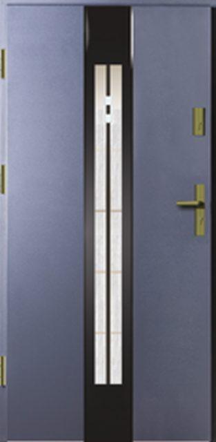 lanza-ln5 - drzwi wejściowe do domu - Linia Thermika Felc - MIKEA