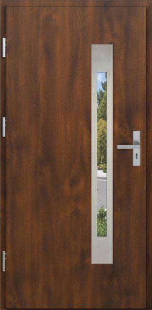 corte1 - drzwi wejściowe do domu - Linia Thermika Felc - MIKEA