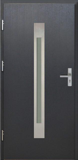 corte2 - drzwi wejściowe do domu - Linia Thermika Felc - MIKEA