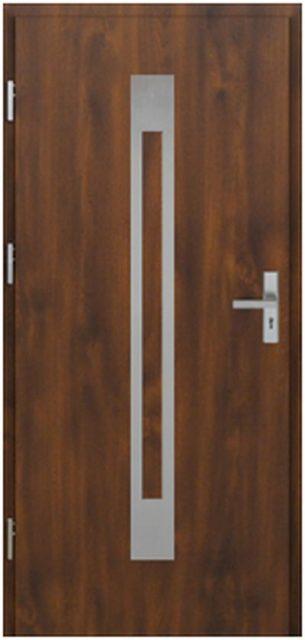 corte2 z aplikacją cra1 - drzwi wejściowe do domu - Linia Thermika Felc - MIKEA