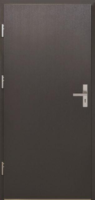drzwi-antracytv2 - drzwi wejściowe do domu - Linia Thermika Felc - MIKEA