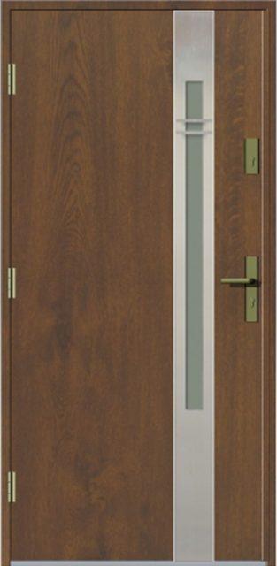 elevado1 3d - drzwi wejściowe do domu - Linia Thermika Felc - MIKEA