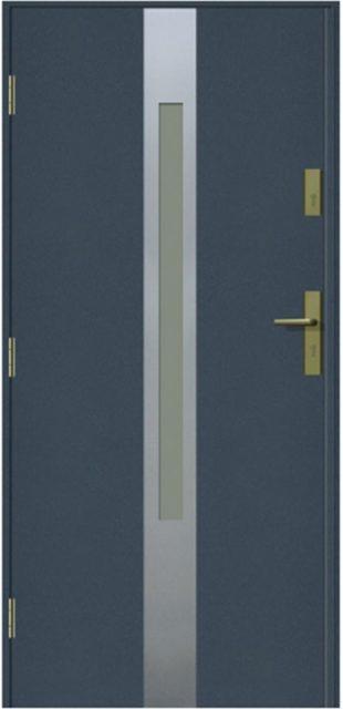 elevado2 - drzwi wejściowe do domu - Linia Thermika Felc - MIKEA