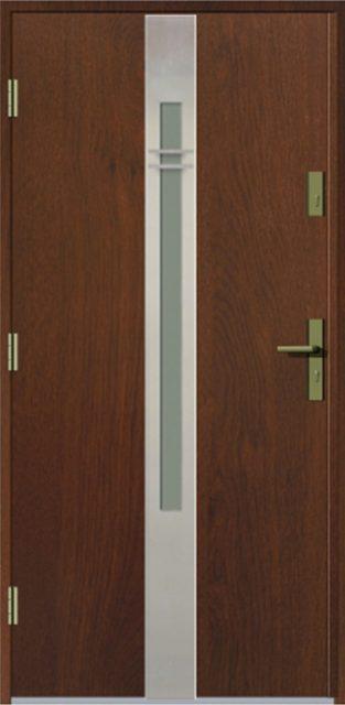 elevado2 3d - drzwi wejściowe do domu - Linia Thermika Felc - MIKEA