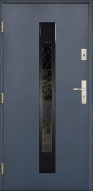 minore - drzwi wejściowe do domu - Linia Thermika Felc - MIKEA