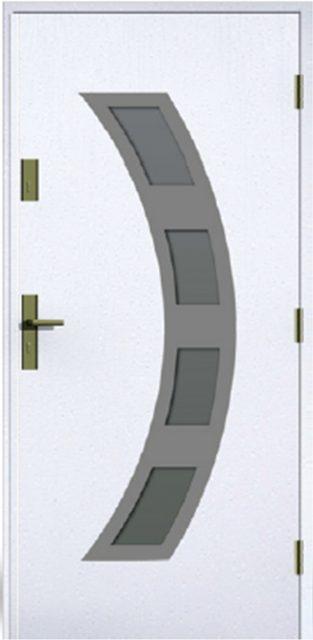 rubado - drzwi do domu jednoskrzydłowe - MIKEA