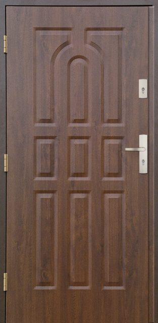 drzwi termiczne - 9-paneli - Linia Prima Thermo