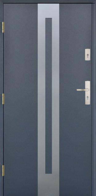 drzwi termiczne - centro-2 - Linia Prima Thermo