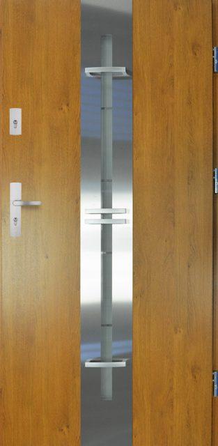 drzwi-centro 3d - drzwi do domu jednoskrzydłowe - MIKEA