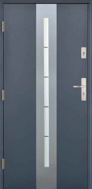 drzwi-centro - drzwi do domu jednoskrzydłowe - MIKEA