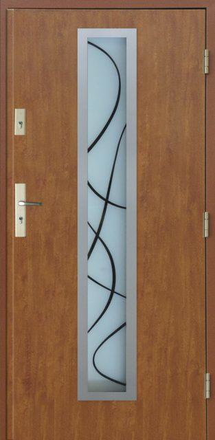 drzwi-correra - drzwi do domu jednoskrzydłowe - MIKEA