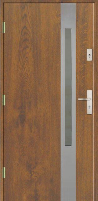 drzwi wejściowe do domu - Linia Prima Thermo