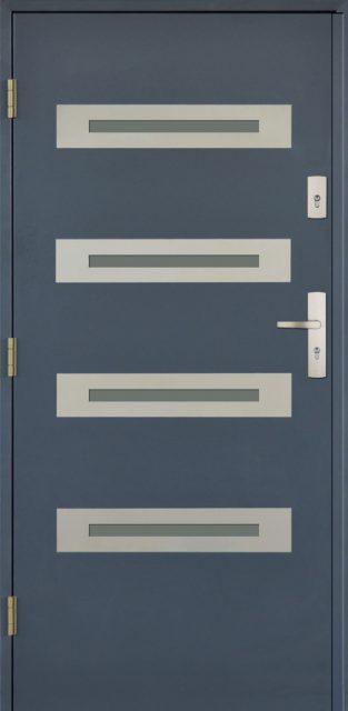 drzwi-escada - drzwi do domu jednoskrzydłowe - MIKEA