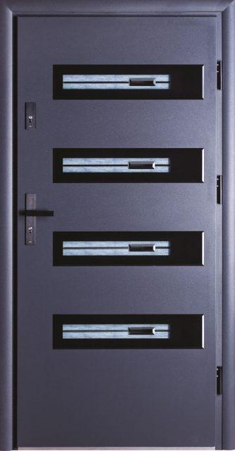 drzwi do domu jednoskrzydłowe Linia Thermika Felc