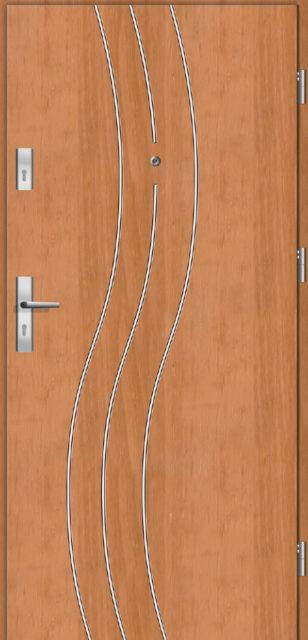 otium1 - drzwi zewnętrzne - Mikea