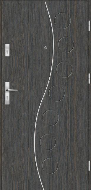 otium2 - drzwi zewnętrzne - Mikea