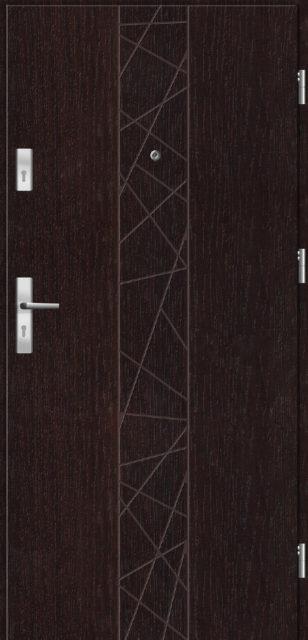 otium22 - drzwi zewnętrzne - Mikea