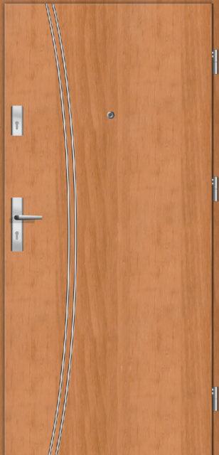 otium3 - drzwi zewnętrzne - Mikea