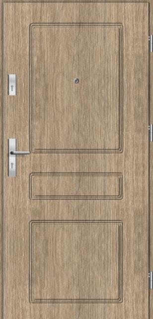 otium41 - drzwi zewnętrzne - Mikea