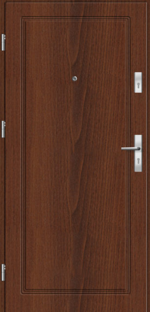 otium42 - drzwi zewnętrzne - Mikea