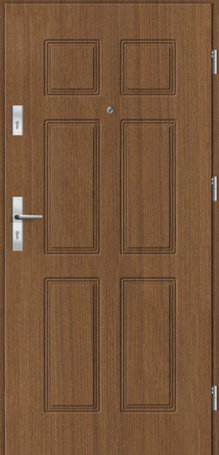 otium43 - drzwi zewnętrzne - Mikea