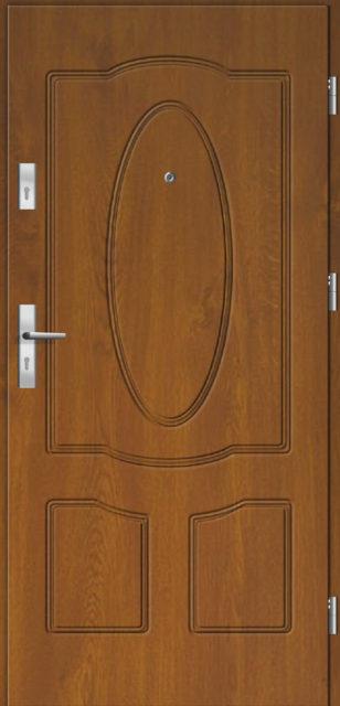 otium46 - drzwi zewnętrzne - Mikea